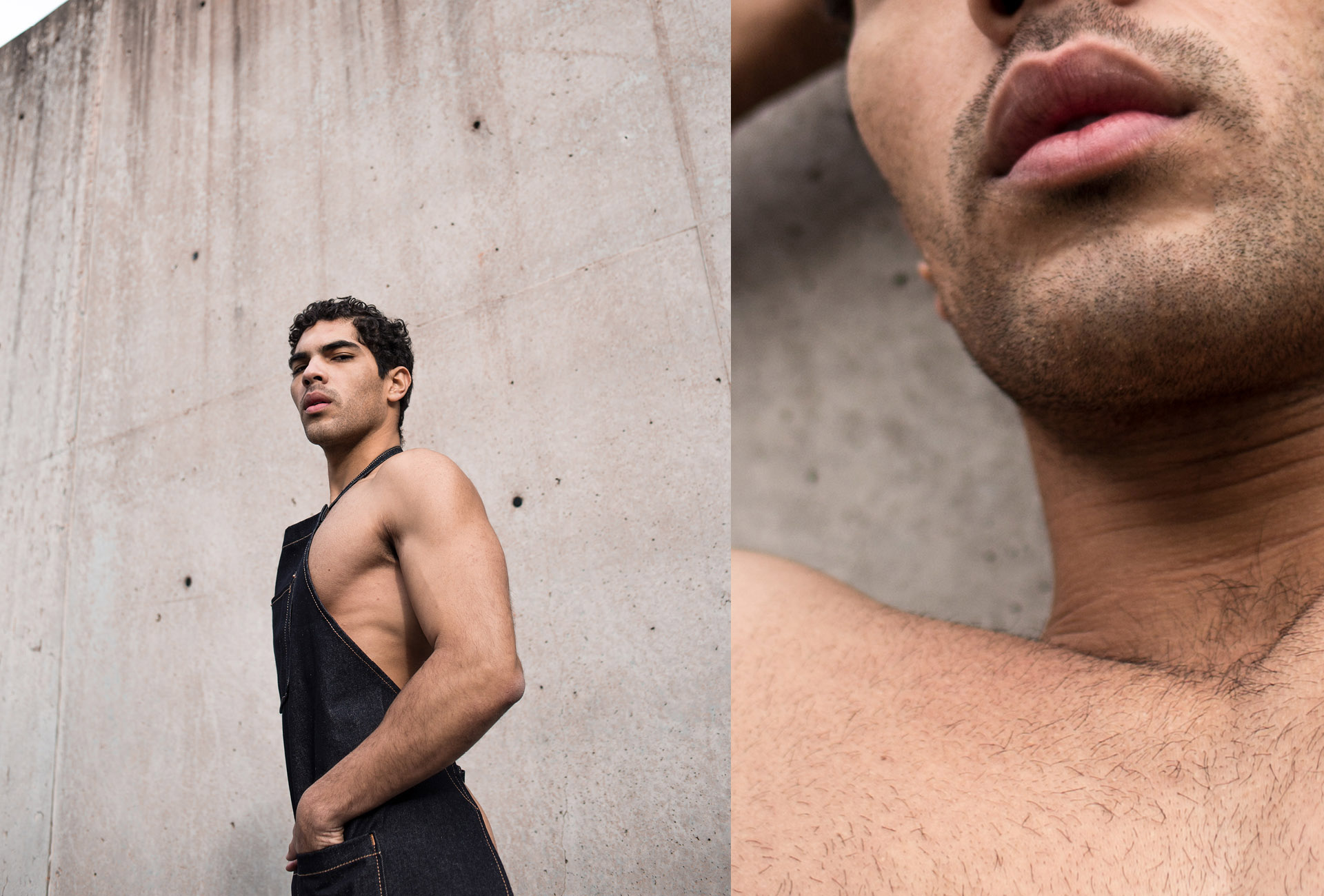 PS1 Playground, MoMa PS1, Darwin Stapel, Photographer, Styling, Berlin, Male Editorial, Publication, Kaltblut Magazine, Nelson Garcia, Hunk, New York City