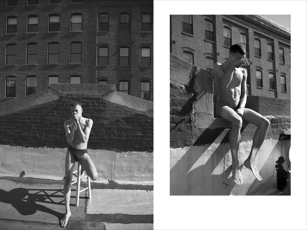 Nudes Photography Fotografie NYC Brooklyn Williamsburg