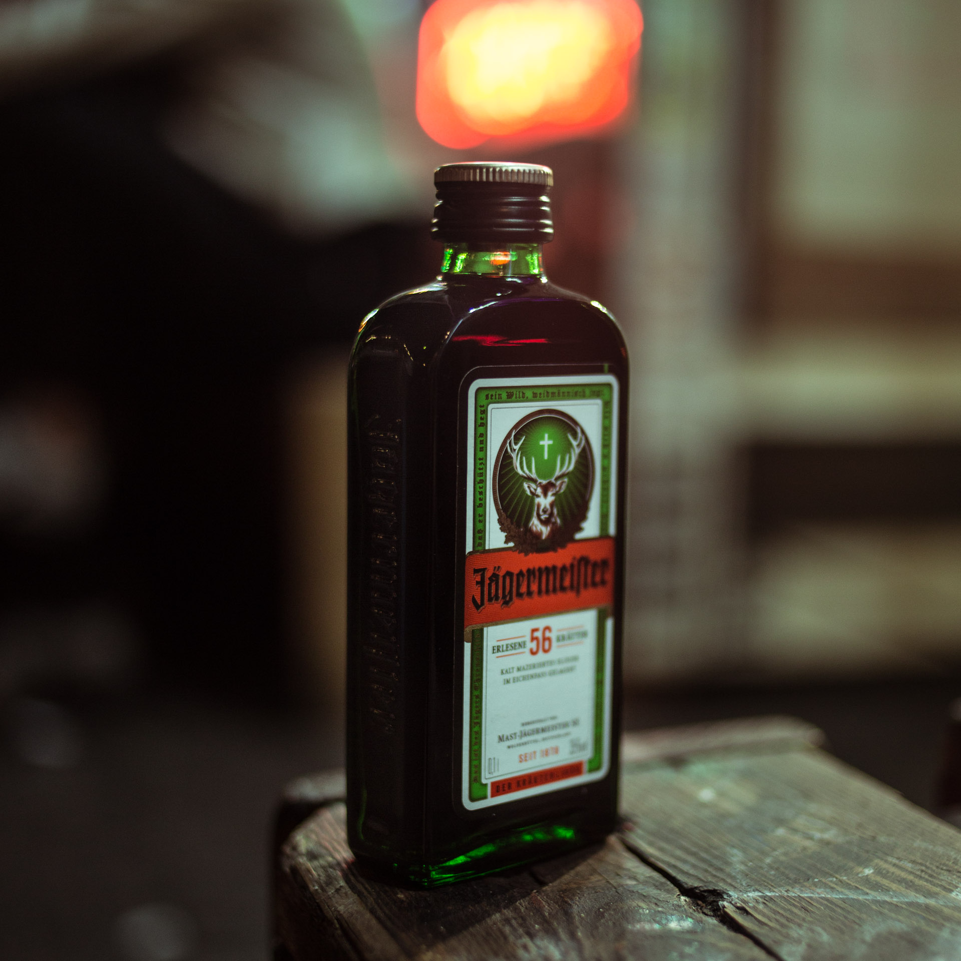 Darwin Stapel Product Photography Jaegermeister Jägermeister Deutschland Photographer Berlin